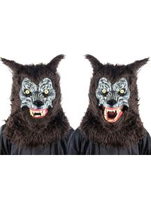 Werewolf Animated Mask