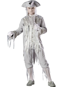 White Count Adult Costume