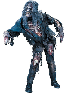 Zombie Halloween Adult Costume