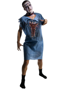 Zombie Patient Adult Costume