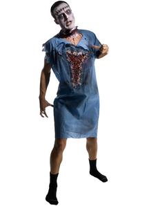 Zombie Patient Adult Costume