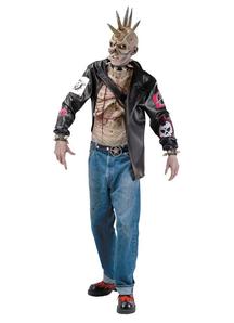 Zombie Punk Adult Costume