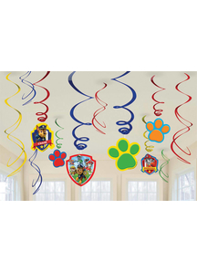 Paw Patrol Foil Decor