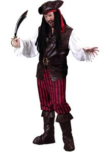 Bandit Pirate Adult Costume