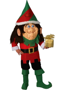 Big Elf Adult Costume