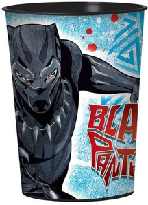 Black Panther Favor Cup 16 Oz