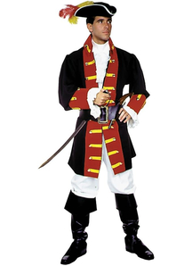 Captain Hook Adult Costume