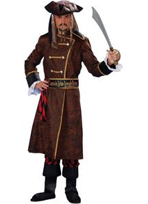 Captain John Longfellow Adult Costume