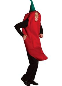 Chili Pepper Adult Costume