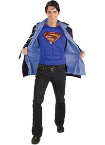 Clark Kent Superhero Adult Kit