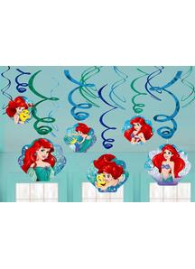 Disney Ariel Foil Dcor