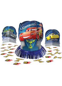 Disney Cars 3 Dcor Kit