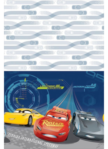 Disney Cars 3 Table Cover