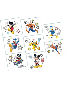 Disney Mickey Tattoos