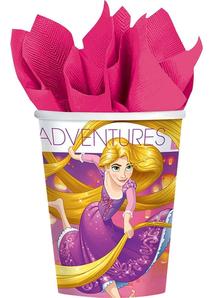 Disney Rapunzel Cups 9Oz