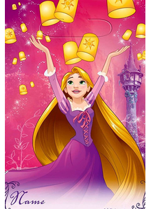 Disney Rapunzel Loot Bags