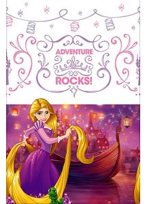 Disney Rapunzel Table Cove