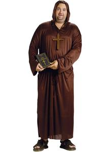 Drunk Monk Adult Plus Size Costume