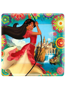 Elena Of Avalor Sq Plates 9