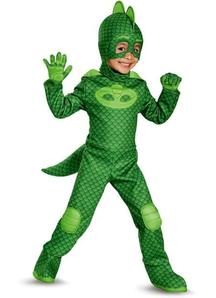 Deluxe Gekko PJ Masks Child Costume