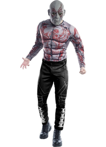Guardians Of The Galaxy Drax The Destroyer Adult Costume