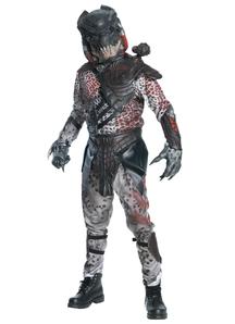 Predator Costume Adult