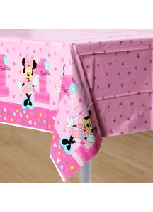 Minnie 1St Table Cover