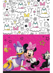 Minnie Helpers Table Cover