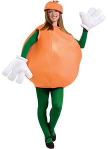 Miss Orange Adult Costume