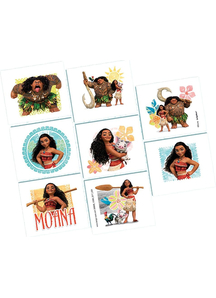 Moana Tattoos