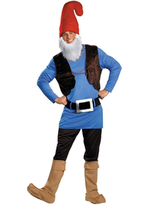 Mr Gnome Adult Costume