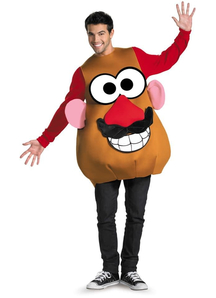 Mr Potato Adult Costume