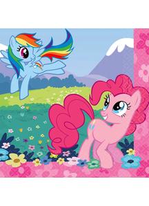 My Little Pony Bev Napkins