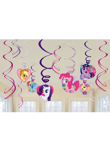 My Little Pony Foil Dcor
