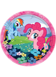 My Little Pony Sq Plates 7