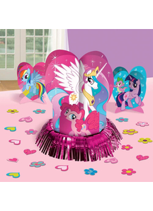 My Little Pony Table Dcor Kit