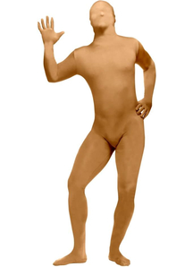 Nude Skin Suit Adult