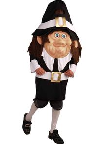 Pilgrim Adult Costume