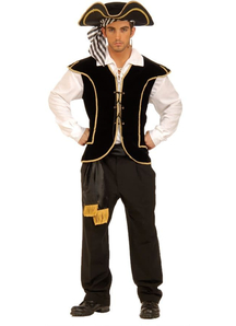 Pirate Vest Adult