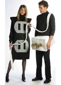 Plug And Socket Couple Costume