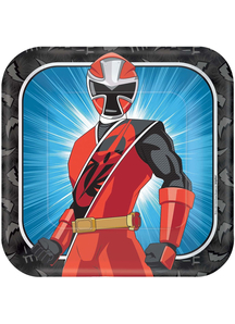 Power Rangers Ninja Steel Square Pl