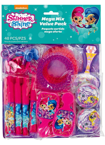 Shimmer Shine Friendship Favor