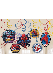 Spider-Man Foil Decor