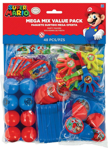 Super Mario Favors