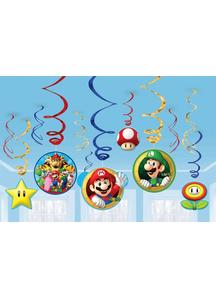 Super Mario Foil Dcor