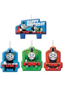 Thomas Tank Candle Set