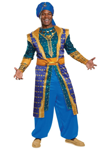 Adult Genie Costume - Aladdin