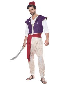Arabian Hero Adult Costume
