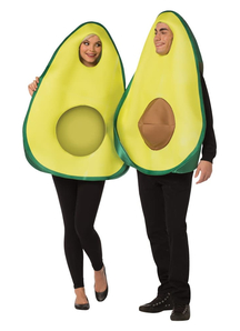 Avocado Couple Adult Costumes
