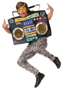 Boom Box Tunic Adult